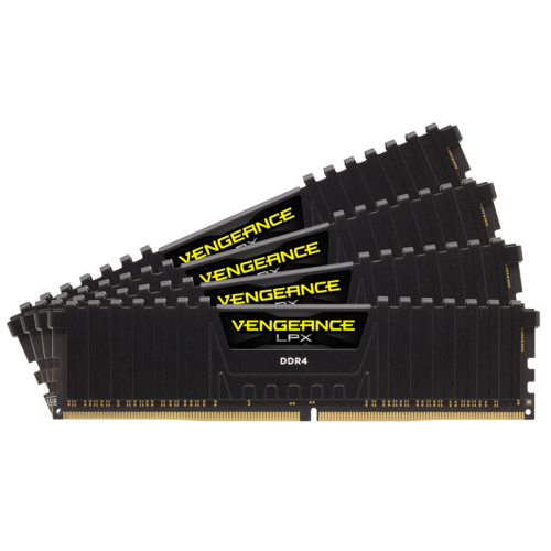 Corsair VENGEANCE® LPX 32GB, 4 x 8GB