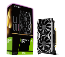 EVGA GeForce GTX 1650 SC Ultra