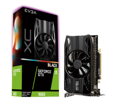 EVGA GeForce GTX 1660 XC Black