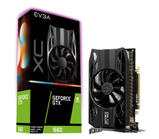 EVGA GeForce GTX 1660 XC