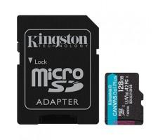 Kingston microSDXC Canvas Go! Plus, 128GB