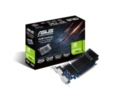 Asus GeForce GT 730 Silent, 2GB GDDR5