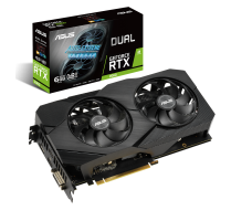 Asus GeForce RTX 2060 Dual Evo