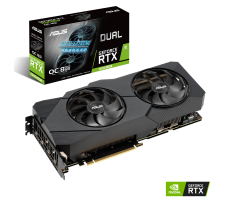 Asus GeForce RTX 2080 Super Dual OC Evo V2