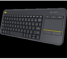 Logitech K400, svart