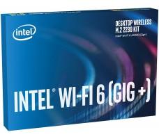 Intel Wi-Fi 6 AX200, vPro, desktop-kit