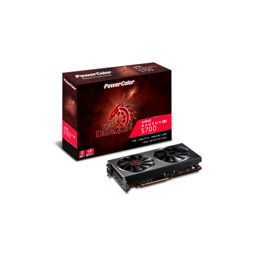 PowerColor Radeon RX 5700 Red Dragon