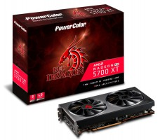 PowerColor Radeon RX 5700 XT Red Dragon