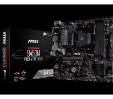 MSI B450M Pro-VDH Plus