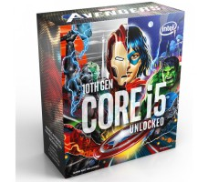 Intel Core i5-10600K, Avengers limited edition