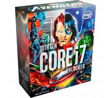 Intel Core i7-10700K, Avengers limited edition