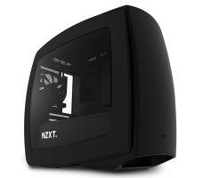 NZXT Manta, matt svart