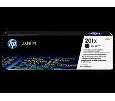 HP Toner 201X, svart, 2800 sider