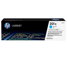HP Toner 201X, cyan, 2300 sider