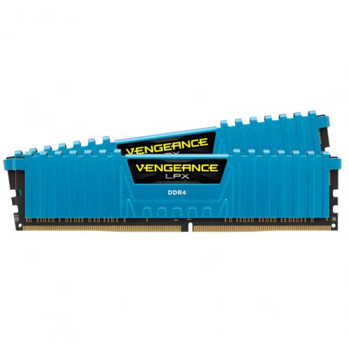 Corsair VENGEANCE® LPX 16GB blå, 2 x 8GB