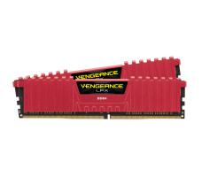 Corsair VENGEANCE® LPX 16GB rød, 2 x 8GB