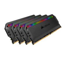 Corsair DOMINATOR® Platinum RGB 32GB, 4 x 8GB