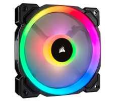 Corsair LL120 Dual Light Loop RGB, 120mm
