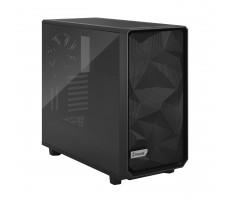 Fractal Design Meshify 2, svart med lett sotet vindu
