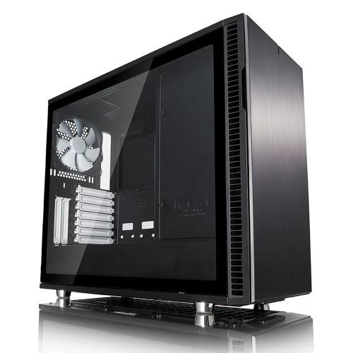 Fractal Design Define R6 USB-C, svart med vindu