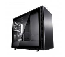 Fractal Design Define R6 USB-C, blackout svart med vindu