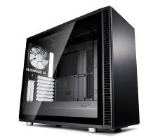 Fractal Design Define S2, svart med vindu