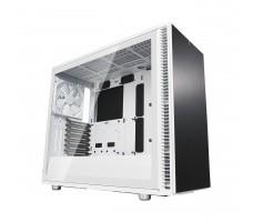 Fractal Design Define S2, hvit med vindu
