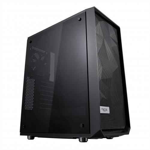 Fractal Design Meshify C, svart med sotet vindu