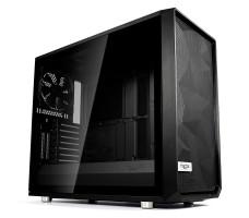 Fractal Design Meshify S2, svart med sotet vindu
