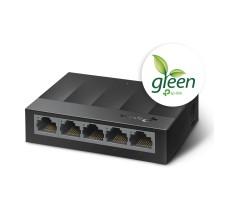 TP-Link LiteWave Gigabit Desktop-switch, 5 porter