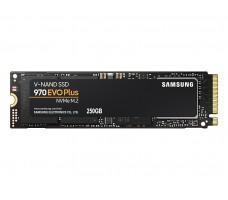 Samsung 970 EVO Plus M.2 NVMe SSD, 250GB
