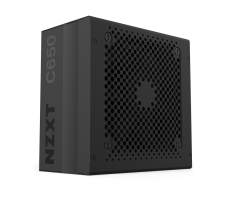 NZXT C650, 650W