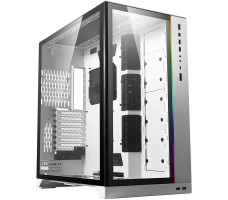 LIAN LI PC-O11 Dynamic XL, hvit