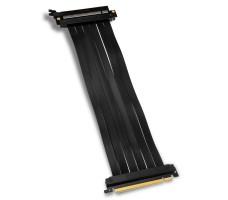 Kolink PCI Express 3.0 x16 til x16 riserkabel, 30cm, svart [demo]