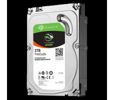 Seagate FireCuda Desktop SATA SSHD, 2TB