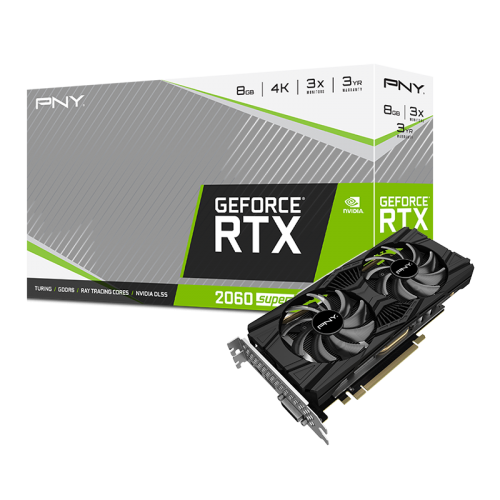 PNY GeForce RTX 2060 Super Dual Fan