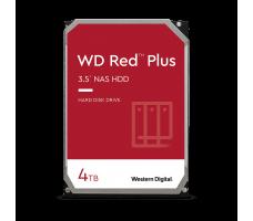 WD Red Plus SATA HDD, 4TB
