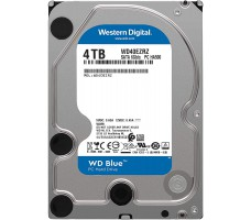 WD Blue SATA HDD, 4TB