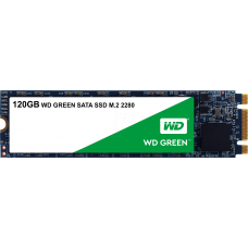 WD Green M.2 SATA SSD, 120GB