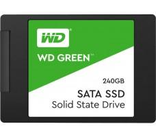 WD Green SATA SSD, 240GB