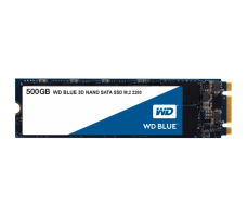 WD Blue M.2 SATA SSD, 500GB