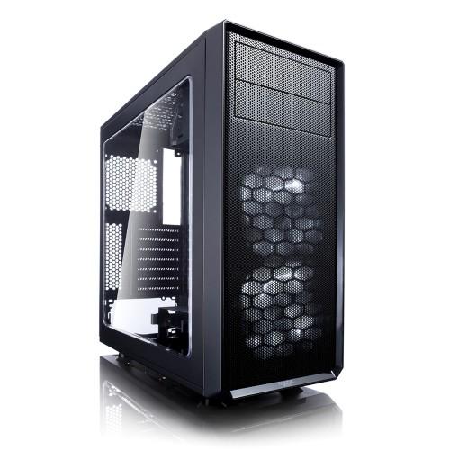 Fractal Design Focus G, Black Window