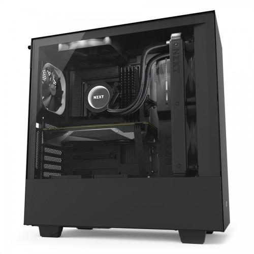 NZXT H500i, matt svart