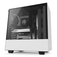 NZXT H500 (Matte White/Black)