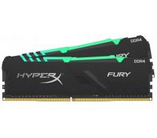 Kingston HyperX Fury RGB 16GB, 2 x 8GB