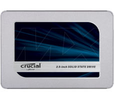 Crucial MX500 SATA SSD, 1TB