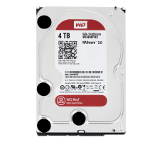 WD Red SATA HDD, 4TB